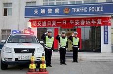 """西安交警推出多项便民惠民措施  40余项车驾管业务""""一窗通办"""""""