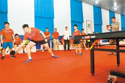 [热文]省乒乓球队备战十四运会全运会阵容呼之欲出