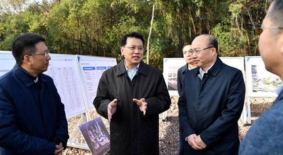 袁家军在金华调研时强调:提升治理效能提高小康成色