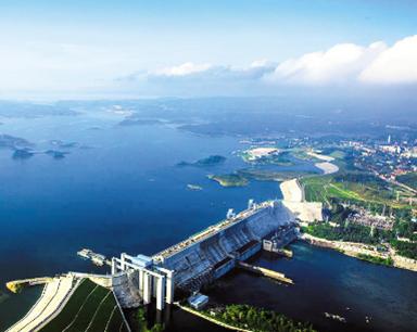 汉水千里润北方 南水北上改变沿线城市供水格局