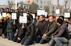 汉阴严打拒不支付劳动报酬犯罪为农民工追回拖欠工资