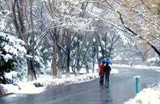 预计今天西安南部山区有雨雪 湿度提升但不能改变干燥环境