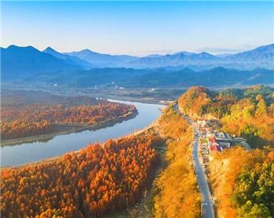 """""""皖南川藏线"""" 藏在袅袅冬色里的318公路"""