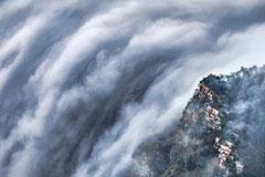 庐山入选中国醉美摄影旅游目的地