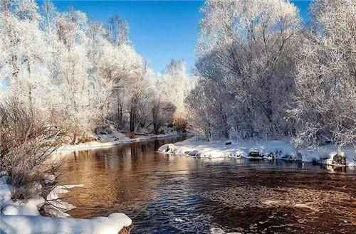 嵩县冬天有趣的事太多 来了就不舍得离开