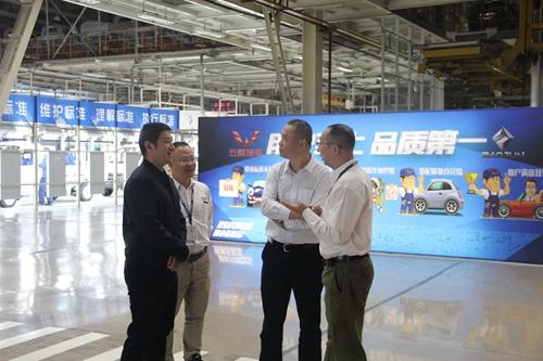 新能源汽车产业倍增攻坚战 青岛市工业和信息化局在行动