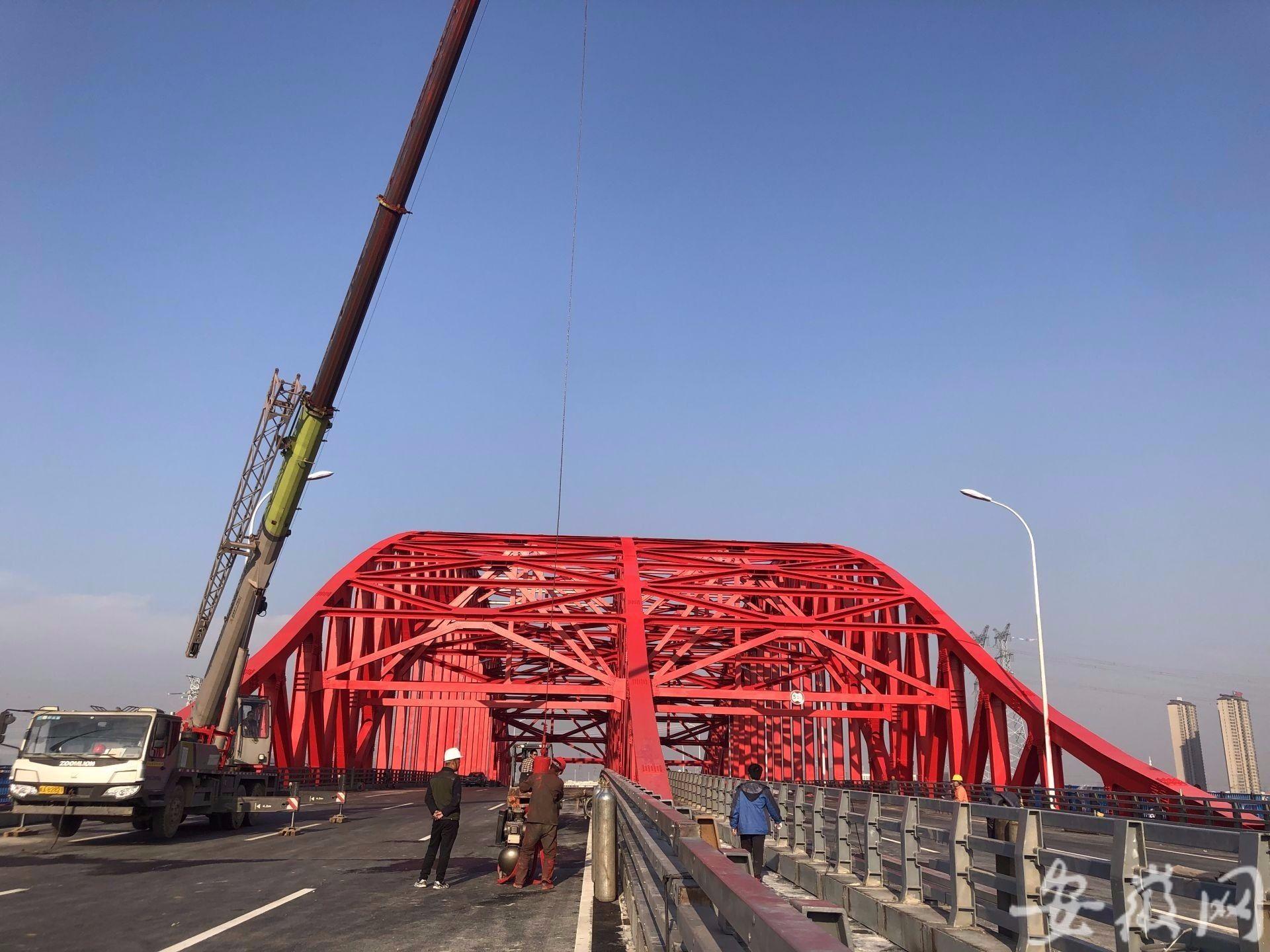 好消息!合肥集賢路跨派河橋12月10日將放行通車