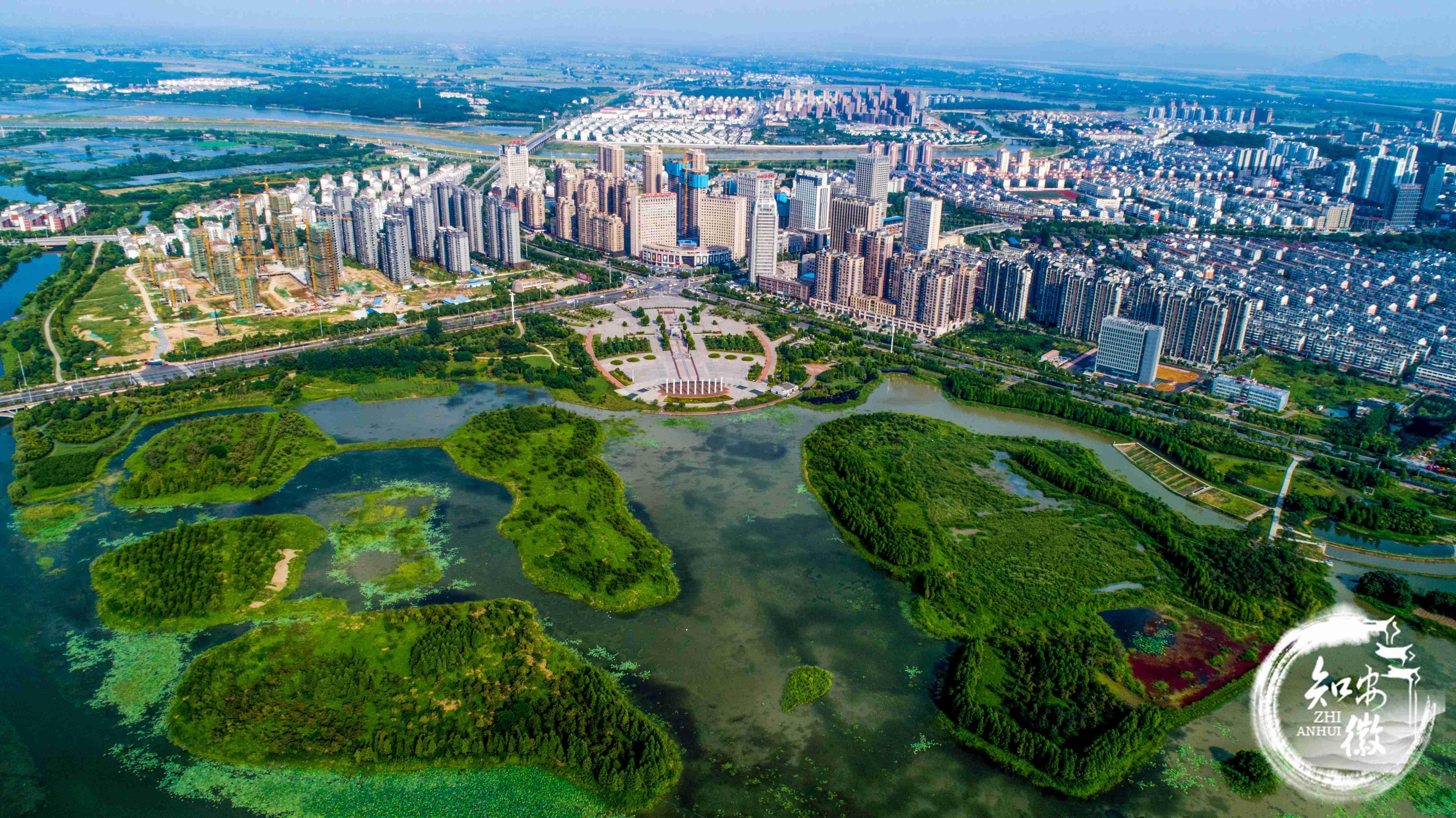 齐山平天湖湿地公园