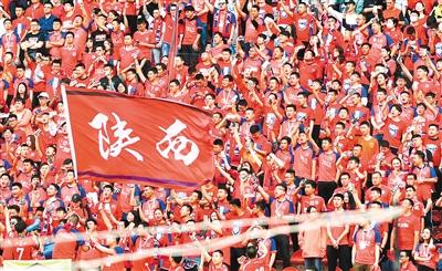 陕西足球的收获之年:陕足如愿递补中甲 群众足球掀起热潮