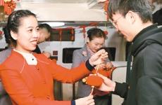 喜庆回家路:安康到西安南直达特快列车10日首发