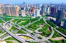 """西安市未央区:高质量发展中的西安""""中心城"""""""