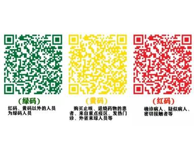海南推出健康一码通 实施红黄绿三色码动态管理