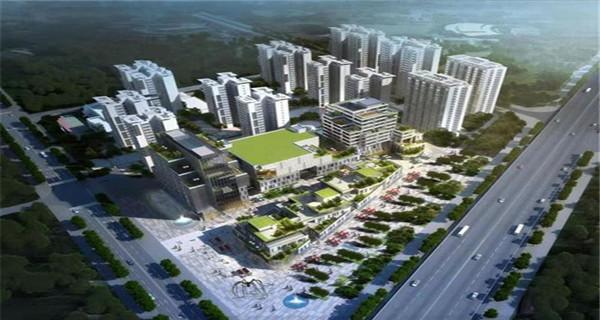 美高梅官网平台最大保障房项目明年交付 含1264套公寓