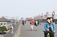 陕西加快项目建设促进复工 吸纳就业人员21.3万名