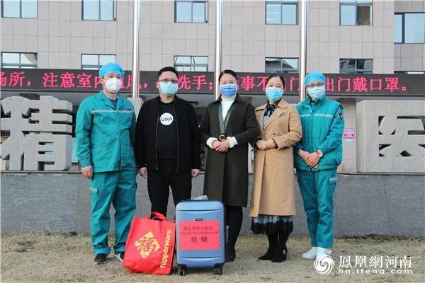 男丁格尔奋战疫线--商丘市中心医院急诊科护士徐畅疫线纪实