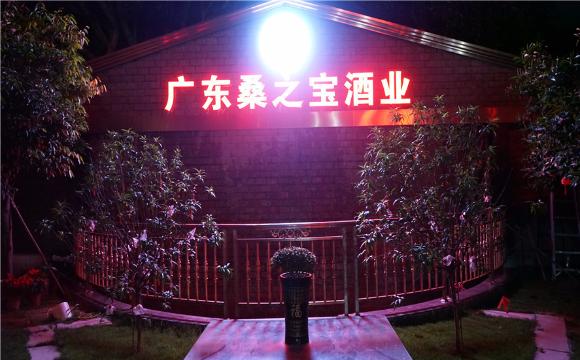 广东桑之宝酒:疫情期备好货 线上发力 线下送暖