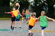 陕西提出确保学生校内体育活动时间每天不少于一小时