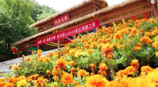 栾川竹海野生动物园召开创建国家4A级景区动员大会
