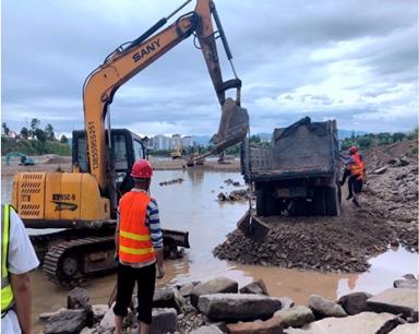 黄山明代镇海桥落水构件正式打捞 官方通报工作情况!