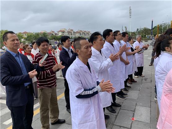 祖传名中医为健康海南助力 海口谢宝石中医院又一门诊部揭牌