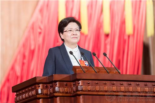 韩立明当选南京市市长(附:图