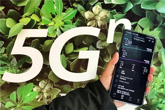【转载】宁波联通首次完成5GNSA网络载波聚合站点的开通