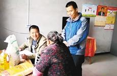 临潼扶贫干部的新年心愿:让村民的日子越来越好