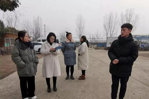 宝丰县接待和旅游服务中心开展春节前旅游安全大检查
