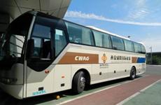 机场客流较往日增加 西安机场巴士调整部分线路站点及时间