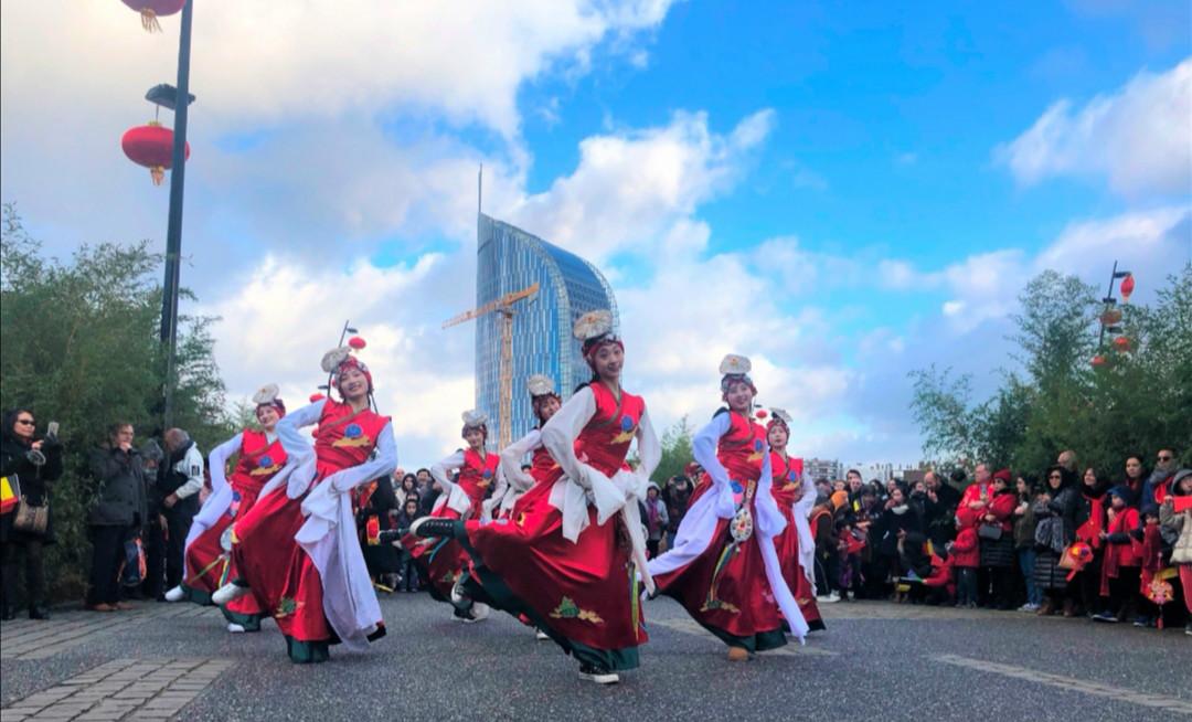 """欧洲刮起中国风 成都文化闪耀卢森堡和比利时 """" width="""