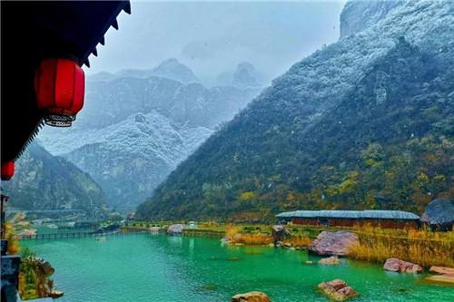 春节出游选宝泉