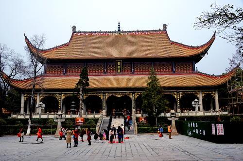 南岳大庙、岳阳楼、开福寺 湖南多个景区暂停开放