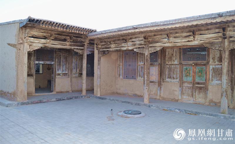 红西路军大沽政治部旧址 杨文远 摄