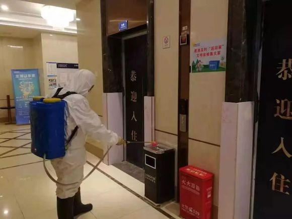 重庆加大对电梯入户大堂等住宅小