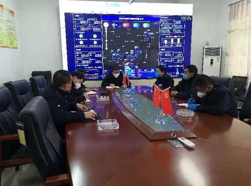 安徽望江:1400名员工坚守疫情防控环卫线