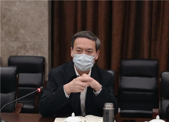 褚银良指导部署宁波东钱湖疫情防