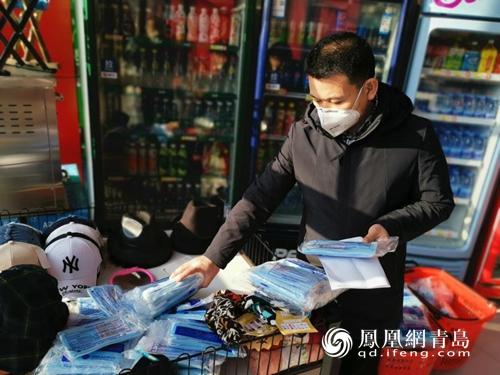 青岛宏仁堂销售假口罩,涉案近3万只,拟罚25万!