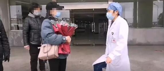 安庆又有1名新冠肺炎患者治愈出院!