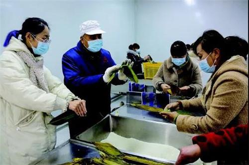 蚌埠:五河線上招聘助企業用工