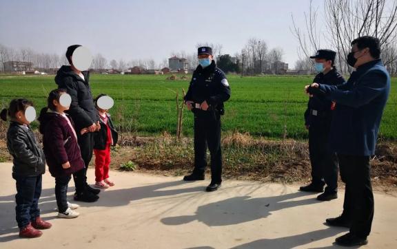 """淮滨法院:切莫被风筝""""放飞""""防疫意识"""