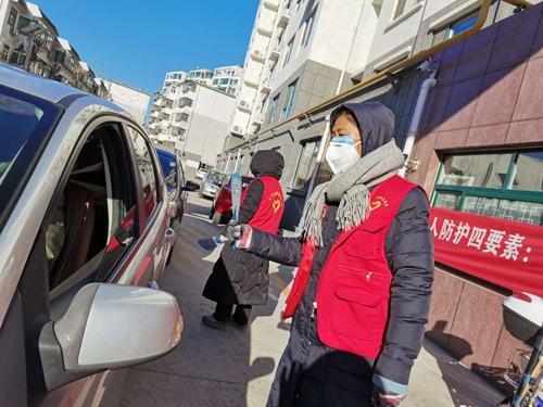 淄博博山:社区志愿者用爱燃亮抗