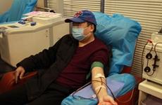 西安完成首例新冠肺炎康复者【blood】浆采集