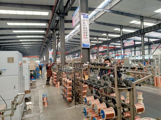 安徽天長:暖心支持助力企業復工復產