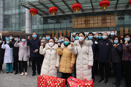 河北省中醫院:防疫不放松,看病隨時來,醫院很安全