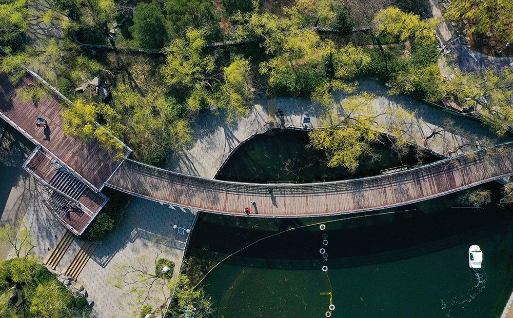 濟南泉城公園