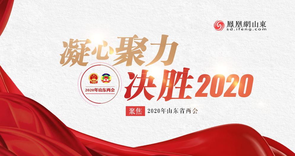 2020年山東省兩會