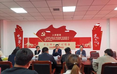 目的地旅业联盟调研宝丰旅游精品线路座谈会举行