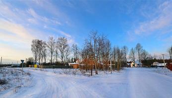 白俄罗斯春雪