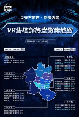 跨越3000公里卖房 贝壳石家庄VR售楼部重塑新房交易