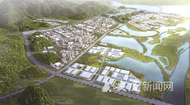 103.45亿!安庆市高新区山口片综合开发PPP项目融资落地